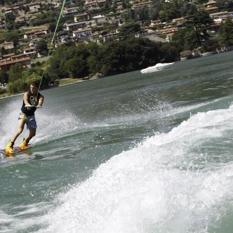 Wakeboard – Giacomo Redondi – Shooting rivista Motocross –
