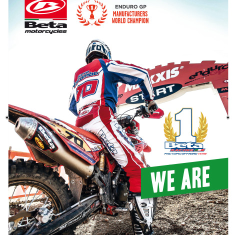 ADV – BetaMotor – Team Beta Factory Enduro – 2016