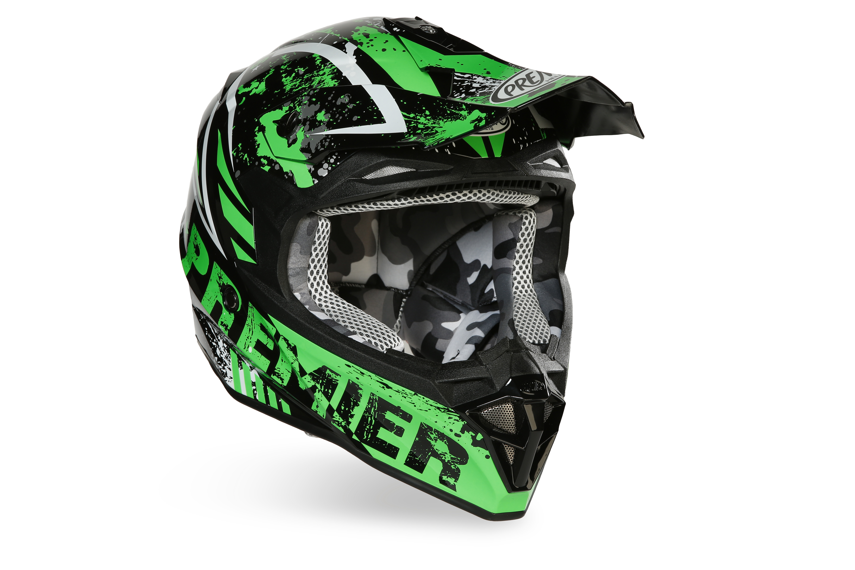 PREMIER – dirt helmet – 2016