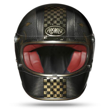 PREMIER – vintage helmet – 2016