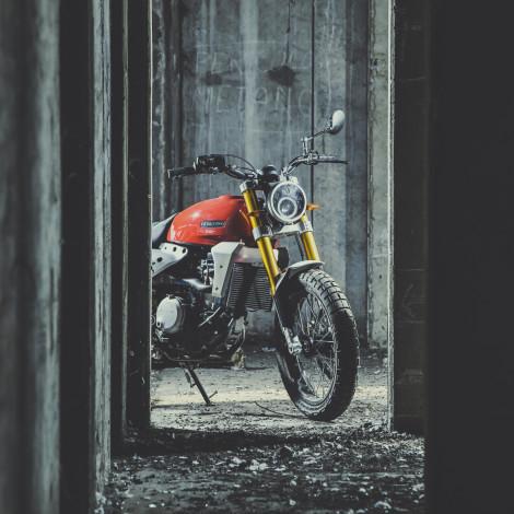 Cliente: Fantic Motor – Caballero