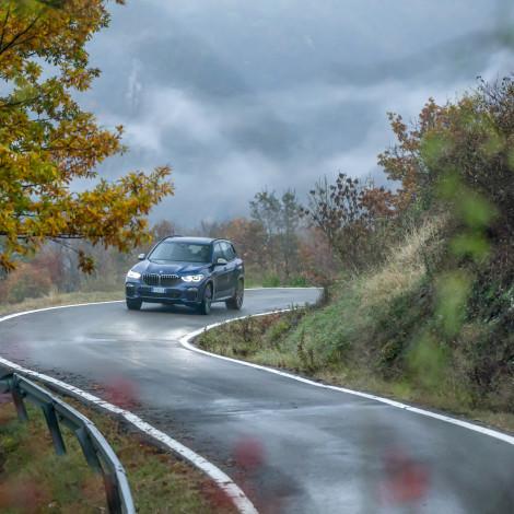 BMW X5 – Italian Press Launch
